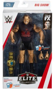 WWE Mattel Elite Serie 71 Chris Jericho