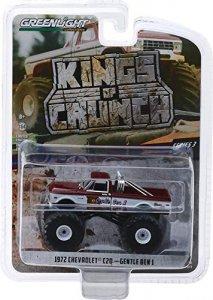 Greenlight Kings of Crunch Serie 3 Monstertruck Gentle Ben Chevrolet C-20