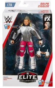 WWE Mattel Elite Serie 70 Dolph Ziggler CHASE VARIANTE