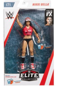 WWE Mattel Elite Serie 71 Nikki Bella - CHASE VARIANTE