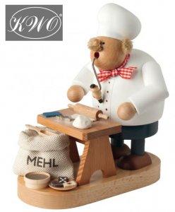 Räuchermann Weihnachtsbäcker von KWO