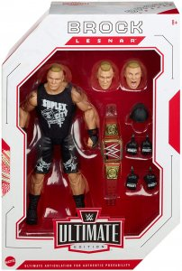 WWE Mattel Ultimate Edition Brock Lesnar