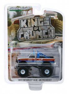 Greenlight Kings of Crunch Serie 6 Monstertruck AM-PM Rocket Chevrolet K-10