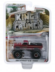 Greenlight Kings of Crunch Serie 6 Monstertruck Taurus Chevrolet K-20