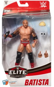 WWE Mattel Elite Serie 72 Batista