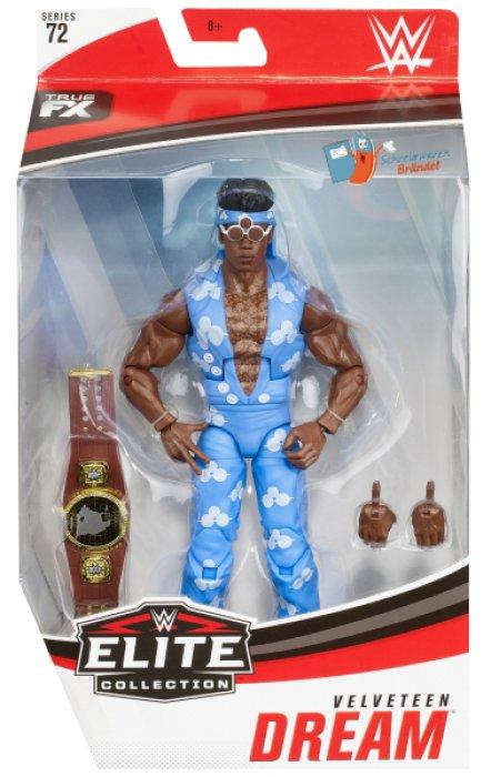 WWE Mattel Elite Serie 72 Velveteen Dream