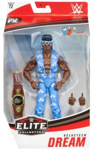 WWE Mattel Elite Serie 72 Velveteen Dream