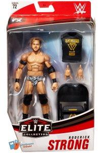 WWE Mattel Elite Serie 72 Roderick Strong