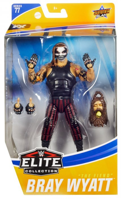WWE Mattel Elite Serie 77 The Fiend Bray Wyatt