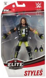 WWE Mattel Elite Serie 74 AJ Styles