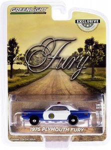 Greenlight 1975 Plymouth Fury Osage County Sheriff 1:64
