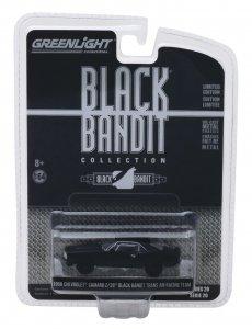 Greenlight Black Bandit Serie 20 1969 Chevrolet Camaro 1:64
