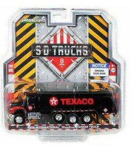 Greenlight SD Trucks 2018 International Work Star Tanker Truck 1:64