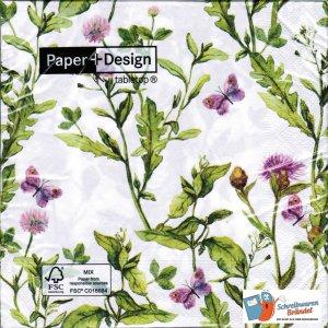 Servietten Paper+Design Pink Spring