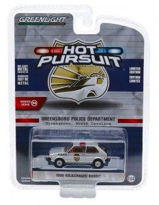 Greenlight Hot Pursuit Serie 34 1980 Volkswagen Rabbit 1:64