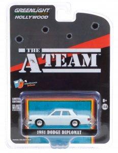 Greenlight A-Team 1981 Dodge Diplomat 1:64