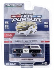 Greenlight Hot Pursuit Serie 35 1995 Ford Bronco 1:64