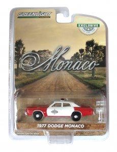 Greenlight 1977 Dodge Monaco Finchburg County Sheriff 1:64