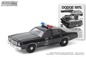 Greenlight 1975 Dodge Coronet State Police  1:64