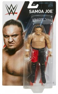 WWE Mattel Basic Serie 79 Samoa Joe