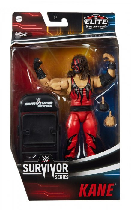 WWE Mattel Elite Survivor Series 2020 Kane