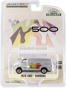 Greenlight 1976 GMC Vandura 60th Annual Indianapolis 500 Mile Race Transportation 1:64