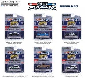 Greenlight Hot Pursuit Serie 37 Komplett