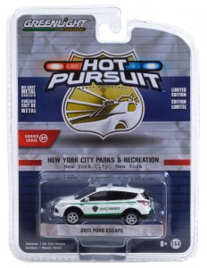 Greenlight Hot Pursuit Serie 37 2013 Ford Escape 1:64