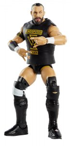 WWE Mattel Elite Serie 79 Bobby Fish (Chase)