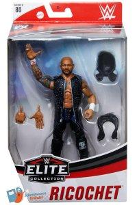 WWE Mattel Elite Serie 80 Ricochet