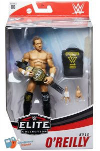 WWE Mattel Elite Serie 80 Kyle O Reilly (Chase)