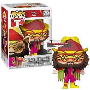 WWE Funko Pop Vinyl Figur Macho Man