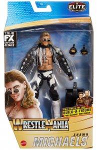 WWE Mattel Elite Wrestlemania Serie 37 Shawn Michaels