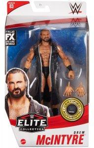 WWE Mattel Elite Serie 83 Drew McIntyre