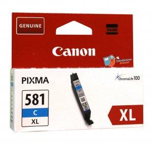 Druckerpatrone Canon CLI 581 XL Cyan/Blau