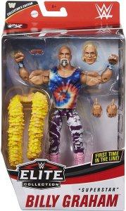 WWE Mattel Elite Serie 78 Superstar Billy Graham