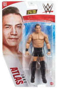 WWE Mattel Basic Serie 123 Jake Atlas