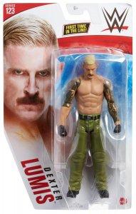 WWE Mattel Basic Serie 123 Dexter Lumis