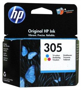 Druckerpatrone HP 305 Color / Bunt
