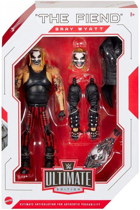 WWE Mattel Ultimate Edition The Fiend Bray Wyatt