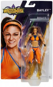 WWE Mattel Basic Wrestlemania 34 Diva Bayley