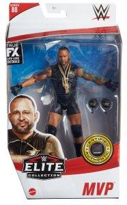 WWE Mattel Elite Serie 88 MVP