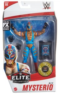 WWE Mattel Elite Serie 88 Rey Mysterio