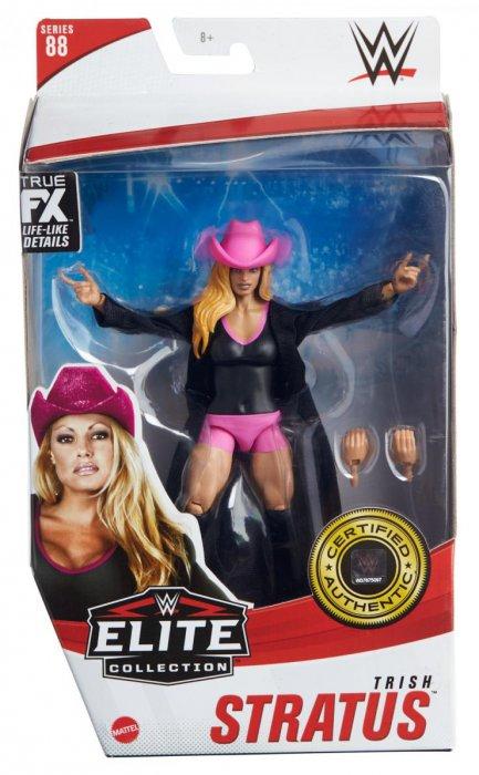 WWE Mattel Elite Serie 88 Diva Trish Stratus