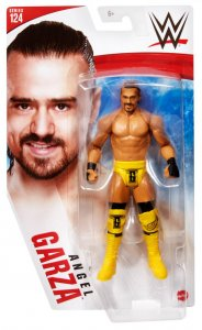 WWE Mattel Basic Serie 124 Angel Garza