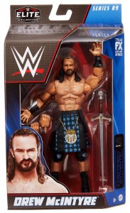 WWE Mattel Elite Serie 89 Drew McIntyre