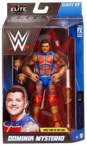 WWE Mattel Elite Serie 89 Dominic Mysterio