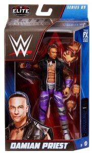 WWE Mattel Elite Serie 89 Damien Priest