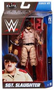 WWE Mattel Elite Serie 89 Sgt. Slaughter