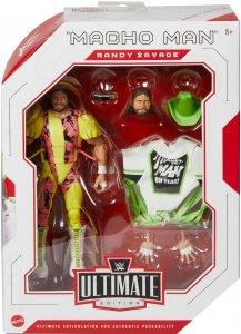 WWE Mattel Ultimate Edition Macho Man Randy Savage